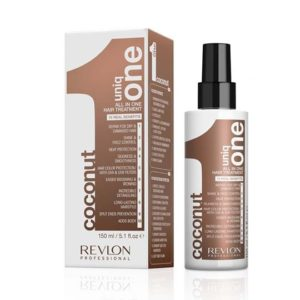 revlon uniqone coconut hair treatment