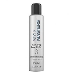 style masters hairspray pure styler